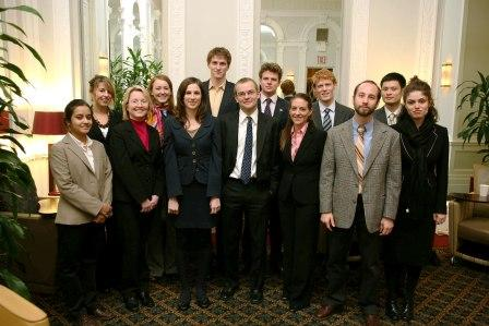 2009 OPC Foundataion scholars